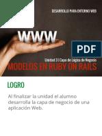 Unidad 3 - Ruby on Rails Models.pdf