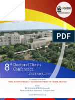 8th DTC Brochure 2015