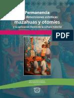 Estéticas Mazahuas y Otomies