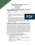 Contribuciones del TC al fortalecimiento de la democracia en el Perú