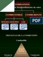 Combustion (curso de combustibles)