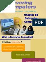 14 Enterprise Computing