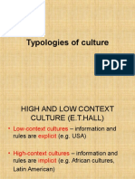 4 Typologiesofculture 100426031810 Phpapp02 (1)