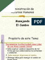 9. Resistencia Al Cambio