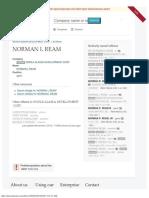 NORMAN L REAM (agent) _ OpenCorporates.pdf