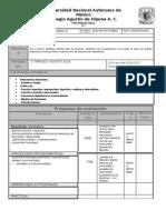 Plan y Programa de Eval Matematicas IV