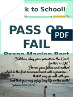 Pass or Fail Mymp