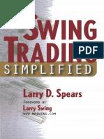 Swing Trading Simplified_Larry D Spears
