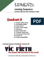 Cuadrante 2 - VicFirth