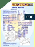 HIDROSFERA  LAGOS - RÍOS