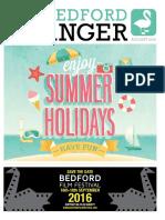 The Bedford Clanger August - September 2016