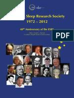 Sleep Research Book