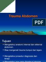 Trauma Abdomen Paramedis