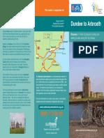 Arbroath to Dundee