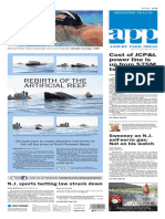 Asbury Park Press front page Wednesday, Aug. 10 2016