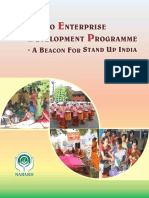 MEDP Beacon for Stand Up India