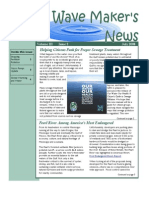 July 2008 Wave Maker's Newsletter