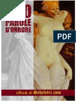 AA.vv. - 300 Parole d Orrore