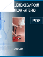 Airflow Pattern Studies