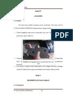 Analisa Dan Kesimpulan KP