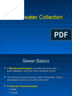 Waste Water Collection Systems