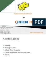 Best Hadoop Training in Hyderabad