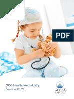 Alpen Capitals GCC Healthcare Report