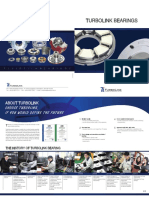 Turbolink Bearings Brochure