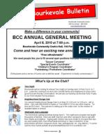BCC Newsletter