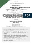 Ruth Haberern v. Kaupp Vascular Surgeons Ltd. Defined Benefit Pension Plan Lehigh Valley Vascular Surgeons Ltd. Retirement Plan Lehigh Valley Vascular Surgeons Ltd. Kenneth M. McDonald M.D., Trustee, Kaupp Vascular Surgeons Ltd. Defined Benefit Pension Plan and Trust Agreement, Lehigh Valley Vascular Surgeons Ltd. Retirement Plan, Lehigh Valley Vascular Surgeons Ltd. And Kenneth M. McDonald Trustee, 24 F.3d 1491, 3rd Cir. (1994)