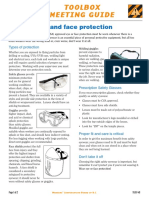 Tg07 49eye and Face Protection PDF En