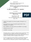 Aloe Coal Company and Commercial Union Insurance Company v. Clark Equipment Co., 816 F.2d 110, 3rd Cir. (1987)