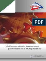 Folder Fuchs Lubritech - Redutores e Multiplicadores