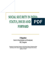 08 Rajasekhar Social Security in India