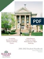 BUAD Handbook 11-12