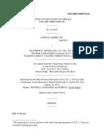 James Harris, Jr. v. Matthew McMullen, 3rd Cir. (2015)