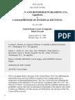 Presbyterian and Reformed Publishing Co. v. Commissioner of Internal Revenue, 743 F.2d 148, 3rd Cir. (1984)