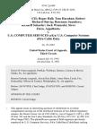 Paul Friedrich Roger Hall Tom Harahan Robert Mazzarella Richard Omvig Roseanne Saunders Richard Schaefer Jack Wasneski Steve Zizza v. U.S. Computer Services A/k/a/ U.S. Computer Systems D/B/A Cable Data, 974 F.2d 409, 3rd Cir. (1992)