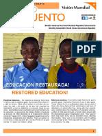 Boletín Recuento, Febrero 2014
