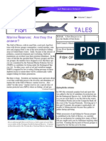 March 2004 Fish Tales Newsletter