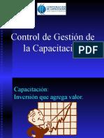 Evaluacion de La Capacitacion Chile
