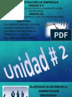 Administración de Empresas Proyecto Primer Parcial-1