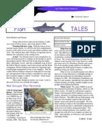 December 2003 Fish Tales Newsletter