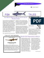 September 2003 Fish Tales Newsletter