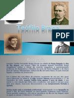 Apresentação Teófilo Braga