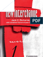 New Interchange 1 Workbook 1997 - Jack Richards (Cambridge University Press)