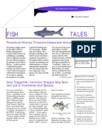December 2001 Fish Tales Newsletter
