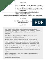 Resolution Trust Corporation v. James M. Artley, Third-Party International Insurance Company, Inc., Third-Party the Cincinnati Company, Third-Party, 28 F.3d 1099, 3rd Cir. (1994)