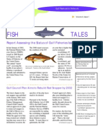March 2001 Fish Tales Newsletter
