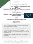 Joseph S. Provenza v. American Export Lines, Inc., and Third-Party American Export Lines, Inc., and Third-Party v. Atlantic and Gulf Stevedores, Inc., Third-Party, 324 F.2d 660, 3rd Cir. (1963)
